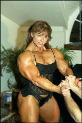 Body Building Women