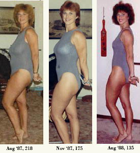 photos Before nude diet after and